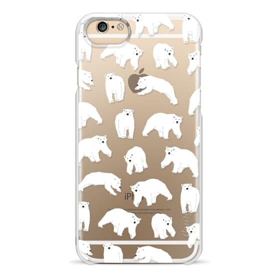 iPhone 6s Cases - POLAR BEARS