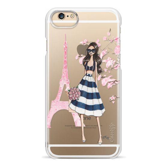 iPhone 6 Cases - Printemps a Paris (Brunette)
