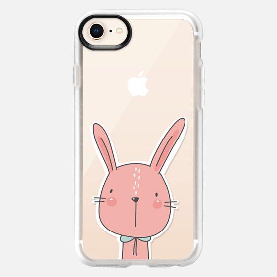 Cute bunny - Snap Case
