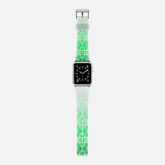 Intricate Ombre Green -