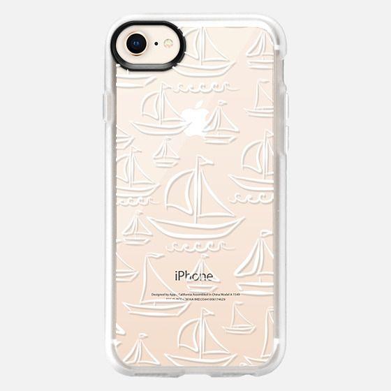 Sail Away (transparent)  - Snap Case