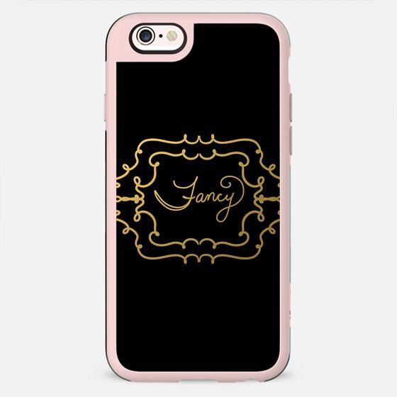 Fancy (black) - New Standard Case