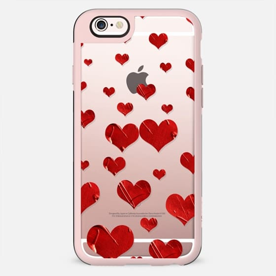 Showers of Love - Ruby (transparent) - New Standard Case