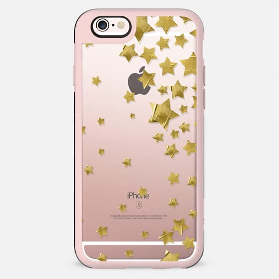 Starry Magic (transparent) - New Standard Case