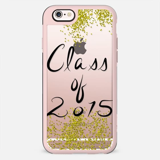 Class of 2015 (limited edition) transparent