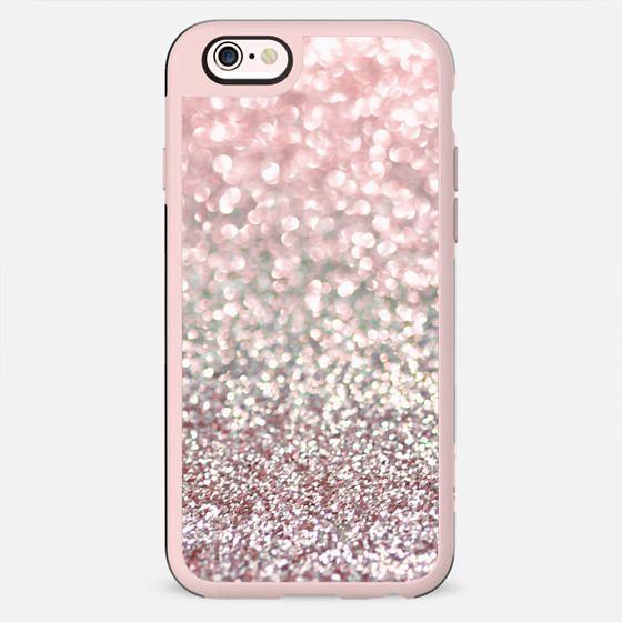 Girly Pink Snowfall - New Standard Case