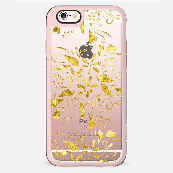 Golden Springtime (transparent) - New Standard Case
