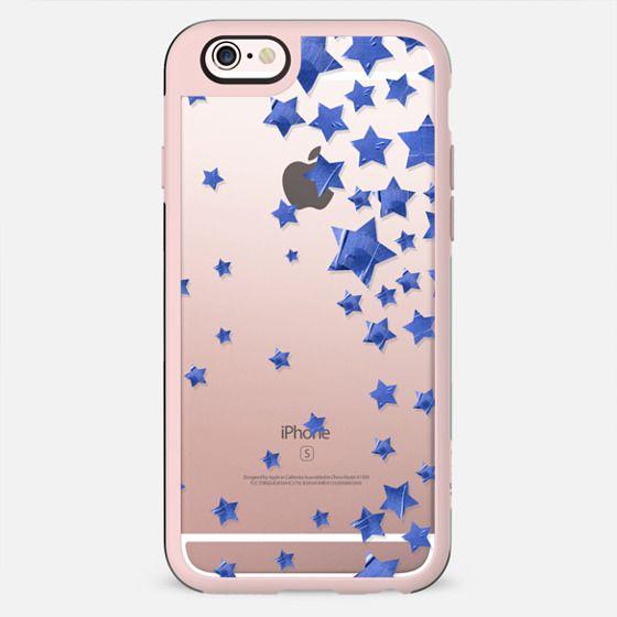 Starry Magic Blue Sapphire (transparent) - New Standard Case