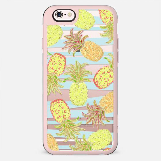 Pineapple Pandemonium Cabana (transparent) - New Standard Case