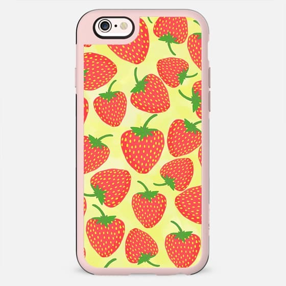 Strawberry Sweet - Yellow -