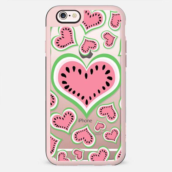 Watermelon Love...Transparent/Clear Background