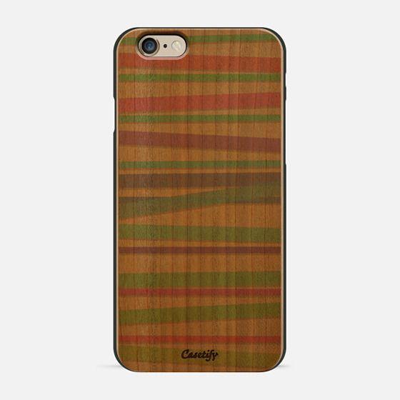 Pastel Rainbow Stripes - Transparent/Clear Background -