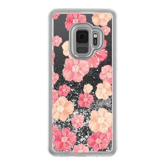 Samsung Galaxy S9 Cases - Blossoms (transparent)