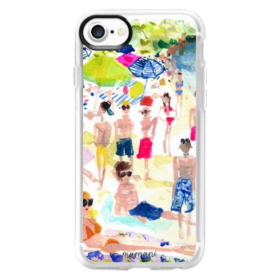 iPhone 7 Cases - Beach Waves: Marnani Design Studio