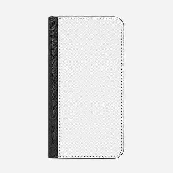 Against the wall by The XO Studio - Wallet Case