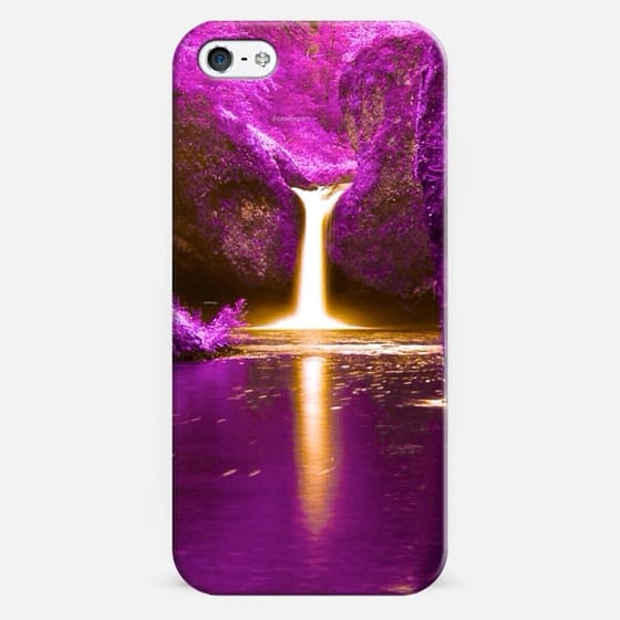 WaterPinked -Johnny- - Classic Snap Case
