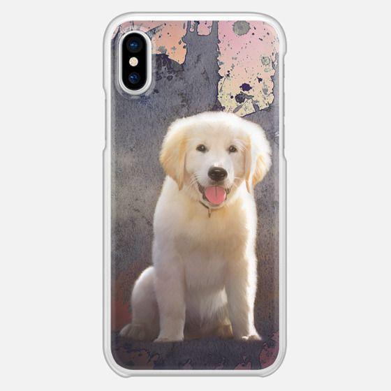 golden retriever puppy casetify