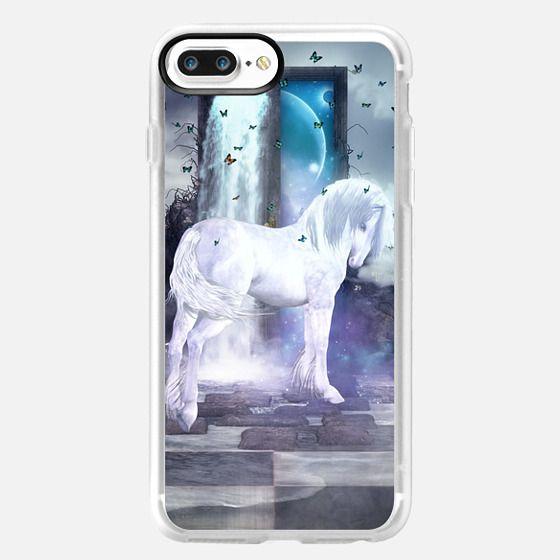 Silver Unicorn -