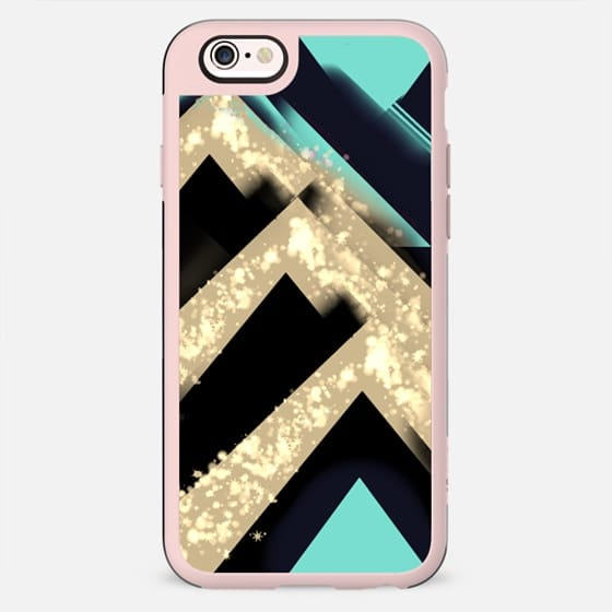 Glittery Mountains - New Standard Case
