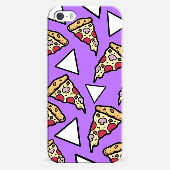 Pizzza - Classic Snap Case