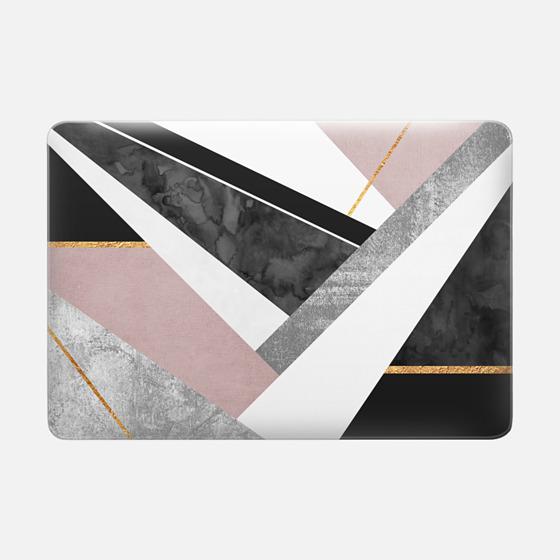 "Macbook Pro 13"" (2009 - 2012) Capa - Lines & Layers"