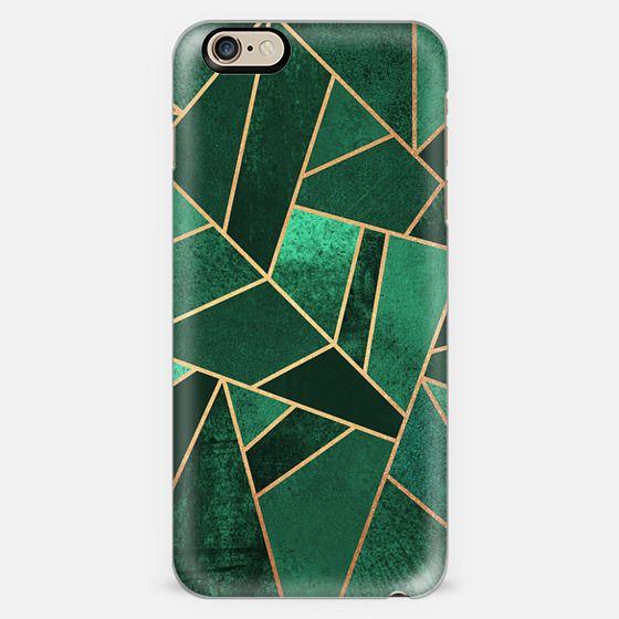 Emerald & Copper -