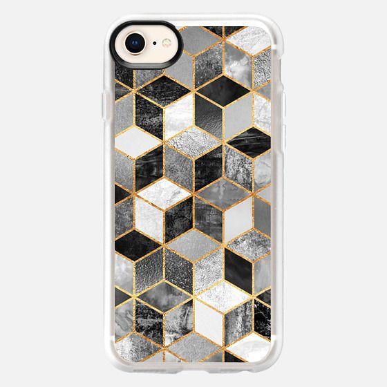 Black & White Cubes - Snap Case