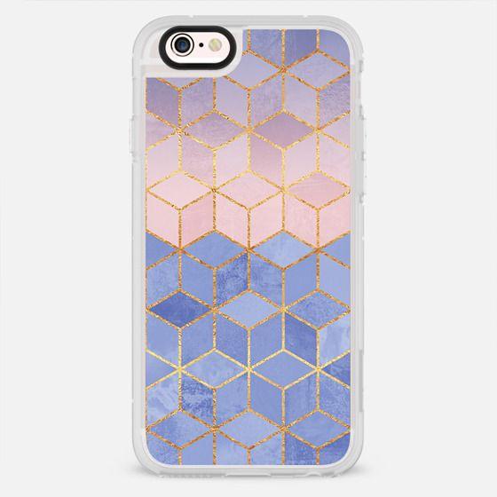 Rose Quartz & Serenity Cubes - New Standard Case