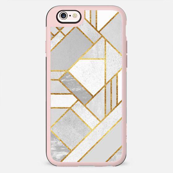 Gold City / Geometric Marble