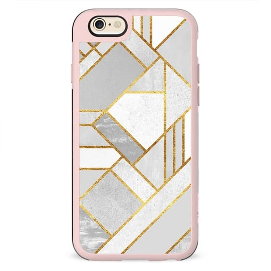 Gold City / Geometric Marble