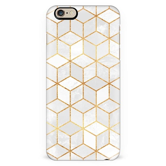 White Cubes / Gold