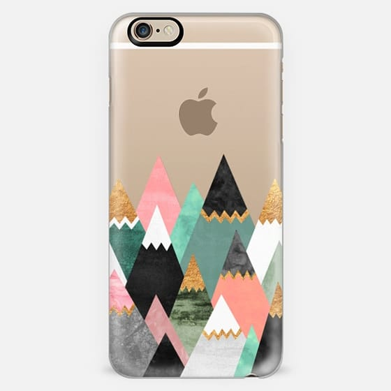 Pretty Mountains / Transparent -