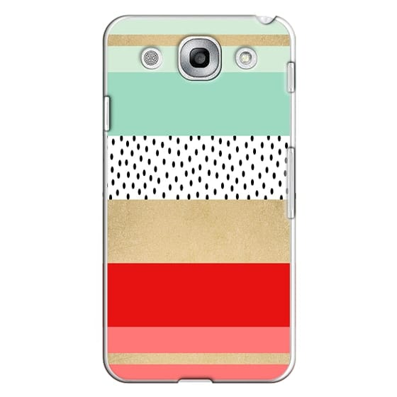 Optimus G Pro Cases - Summer Fresh Stripes By Elisabeth Fredriksson