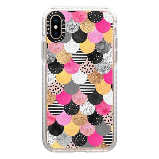 iPhone XS Cases - Pretty Mermaid