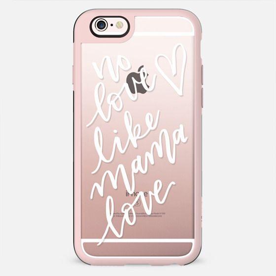 No Love Like Mama Love - New Standard Case
