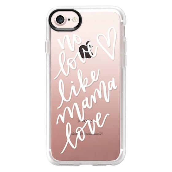 iPhone 6s Cases - No Love Like Mama Love
