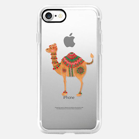 The Ethnic Camel -Transparent- -