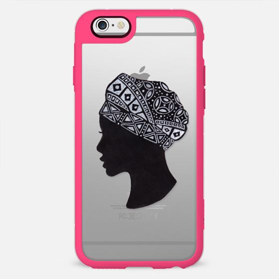 Casetify iPhone 7 Plus/7/6 Plus/6/5/5s/5c Case - African ...