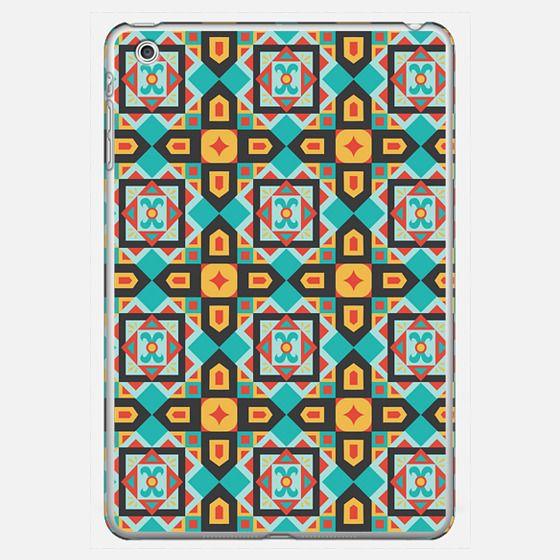 Ethnic Moroccan Motifs Seamless Pattern 14 -