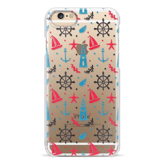iPhone 6 Cases - The Nautical Sea