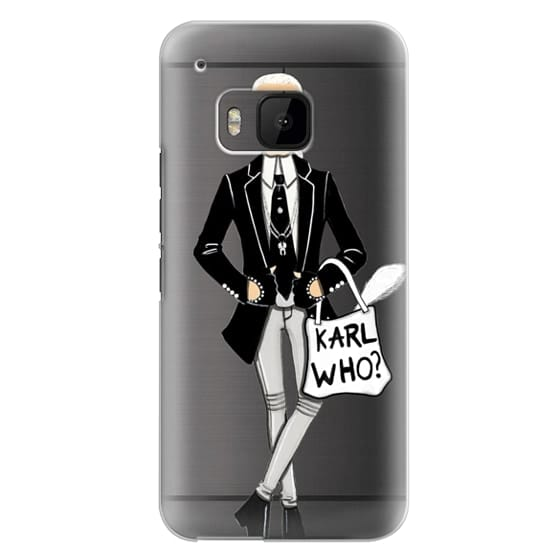 Htc One M9 Cases - Karl Who