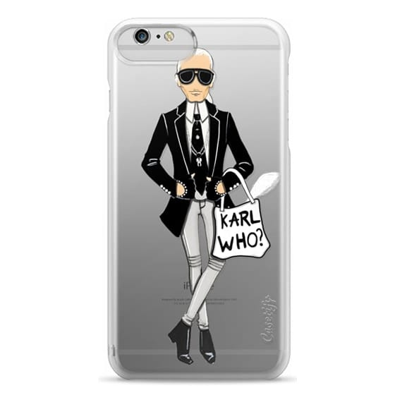iPhone 6 Plus Cases - Karl Who