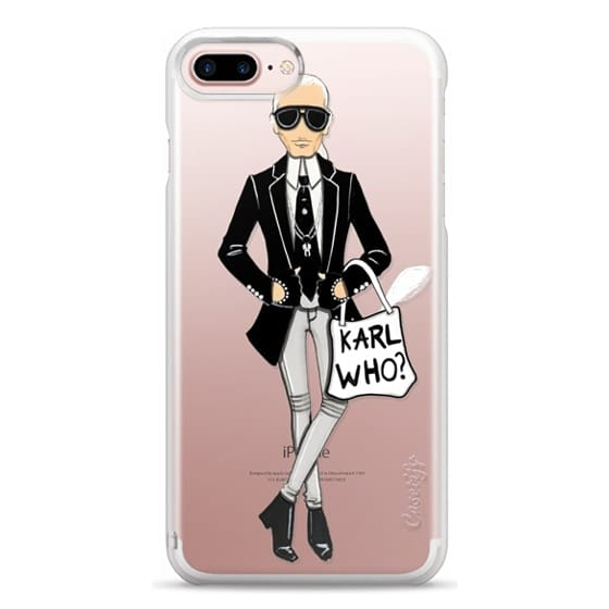 iPhone 7 Plus Cases - Karl Who
