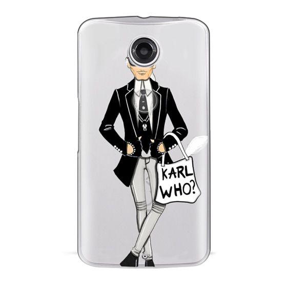 Nexus 6 Cases - Karl Who
