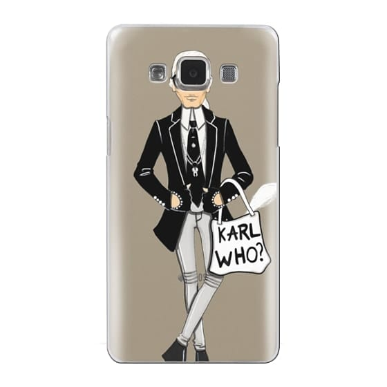 Samsung Galaxy A5 Cases - Karl Who