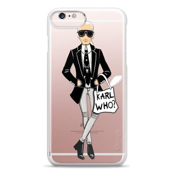 iPhone 6s Plus Cases - Karl Who