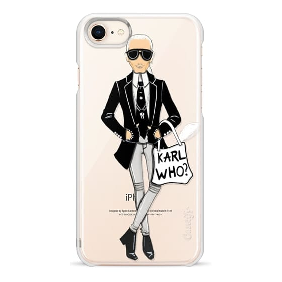 iPhone 8 Cases - Karl Who