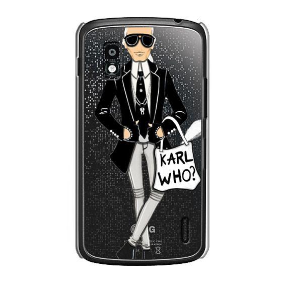 Nexus 4 Cases - Karl Who