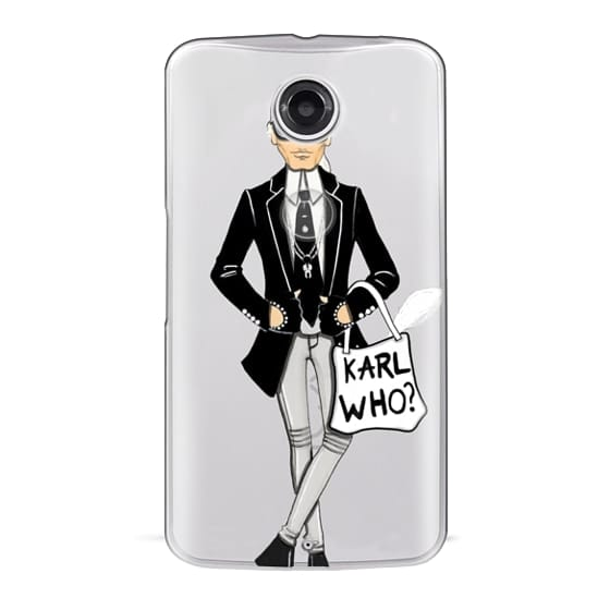 Nexus 6 Cases - Karl Who