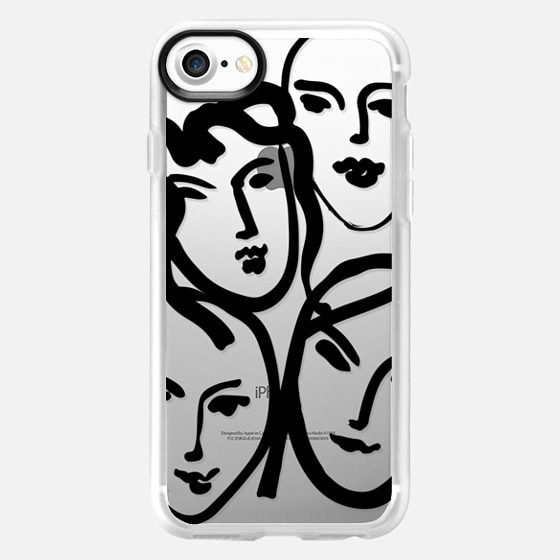 Matisse Loves You - Classic Grip Case